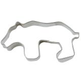 Eisbär Bär Bärchen 8cm Ausstecher Ausstechform Edelstahl