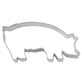 Glücksschwein Schwein 5,5cm Ausstechform Ausstecher Edelstahl