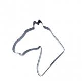 Pferdekopf Pferd 7cm Ausstecherform Ausstecher Edelstahl