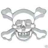 Totenkopf Scull Piraten 9cm Ausstechform Ausstecher Edelstahl