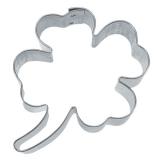 Kleeblatt Klee 7cm Ausstechform Ausstecher Edelstahl