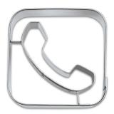 appCutter Phone Telefon 5cm Ausstechform Ausstecher