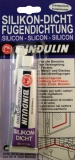 Bindulin Silikon-Dicht  45 ml Tube SB  Farbe: transparent