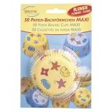 Papierbackförmchen Muffinbackförmchen Muffinpapierbackform Blume