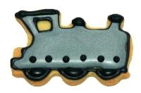 Lokomotive Zug 7cm 10x Ausstechform Ausstecher