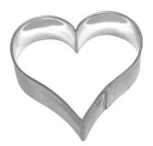 Herz 9cm 10x Heart Herzchen Ausstechform Ausstecher