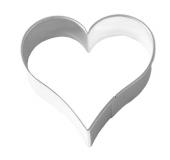 Herz 11cm 10x Heart Herzchen Ausstechform Ausstecher