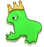 Froschkönig Frosch Märchen 6,5cm 10x Ausstechform Ausstecher