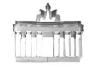 Brandenburger Tor Länder 8,5 cm 10x  Ausstechform Ausstecher