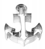 Anker Schiff 11 cm 10x Ausstechform Ausstecher
