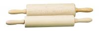 Teigrolle mit Metallachse 4x Ø 7 cm I Rollenbreite 25 cm