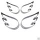 Engelsflügel 4er Set Flügel Ausstechform Ausstecher Edelstahl