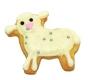 Lamm Lämmchen Schaf Ziege 5cm 10x Ausstechform Ausstecher