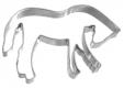 Pferd in Kompliment 11cm 10x Ausstechform Ausstecher