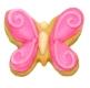 Schmetterling 4cm 10x Ausstechform Ausstecher