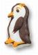 Pinguin 5cm 10x Ausstechform Ausstecher
