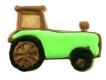 Traktor Trekker 8,5cm 10x Ausstechform Ausstecher