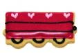 Waggon Zug Anhänger 6cm 10x Ausstechform Ausstecher