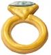 Brilliant-Ring 7 cm 10x Ausstechform Ausstecher