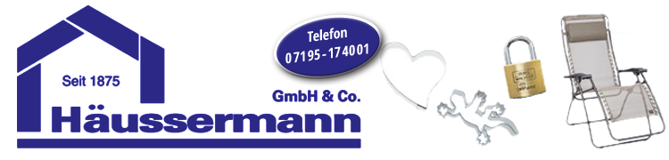 Häussermann GmbH & Co KG