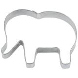 Elefant Afrika Indien 7cm Ausstecher Ausstechform Weißblech