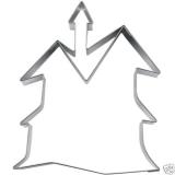 Spukschloß Schloß Haus Hütte 9,5cm Ausstechform Ausstecher Edels
