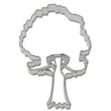 Ficus Baum 7cm Ausstechform Ausstecher Weißblech