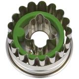 Linzer Glocke, Ausstecher mit Auswerfer ø 4,8 cm