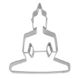 Buddha 7cm Edelstahl Ausstechform Ausstecher