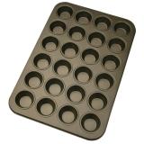 Mini-Muffinformform Muffinform Muffinblech 24er