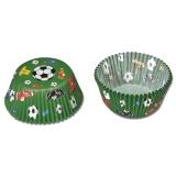 Papierbackförmchen Muffinbackförmchen Muffinpapierbackform Ball