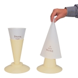 Absetzständer für Spritzbeutel zum Absetzen und Trocknen 25 cm