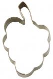Traube Weintraube Ausstechform Ausstecher 7,5cm  Edelstahl
