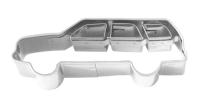 Auto Fahrzeug Kombi 7,5cm 10x Ausstechform Ausstecher
