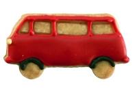 Bus Auto Transporter Bulli 8cm 10x Ausstechform Ausstecher