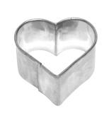 Herz 10x Heart Herzchen Ausstechform Ausstecher