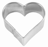 Herz 5,5cm 10x Heart Herzchen Ausstechform Ausstecher