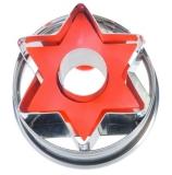 Kleiner Stern 4 cm 10x Ausstechform Ausstecher
