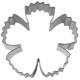 Nelke Blume Blüte 4,5cm Ausstechform Ausstecher Edelstahl