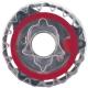 Linzer-Ausstecher mit Auswerfer Glocke  ø 4,8 cm