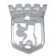 Berliner Wappen 9cm Edelstahl Ausstechform Ausstecher