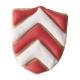Burgwappen Schild Wappen 5cm 10x Ausstechform Ausstecher