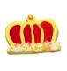 Krone König Königin Prinzessin 5cm 10x Ausstechform Ausstecher