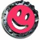 Smiley mit Auswerfer 5 cm 10x Ausstechform Ausstecher