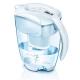 Tischwasserfilter Elemaris BRITA Meter weiß 3,5 l + 1 Kartusche