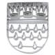 Kölner Wappen Köln 10cm Ausstechform Ausstecher Edelstahl
